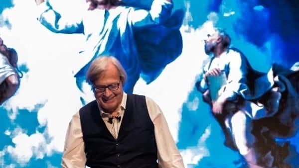 Vittorio Sgarbi torna a Teatro Palazzo con spettacolo dedicato all'artista rinascimentale 'Raffaello'