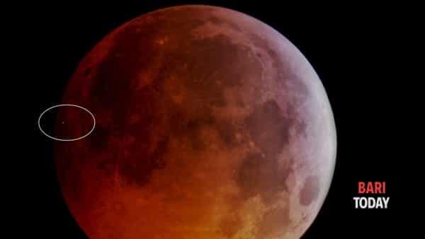 meteorite luna eclissi-2