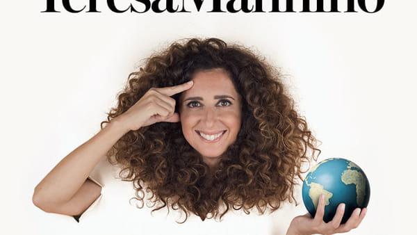 Teresa Mannino in scena al TeatroTeam con 'Sento la terra girare'