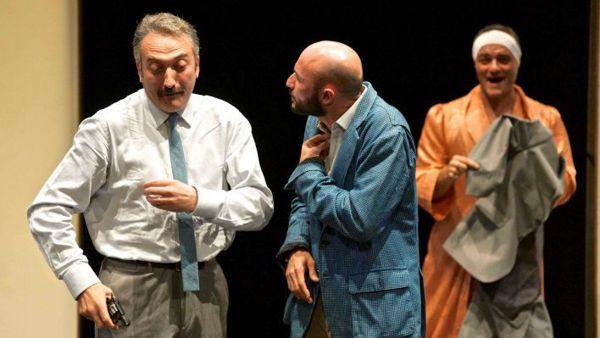 """""""Dolore sotto chiave"""" di Eduardo De Filippo in scena al Teatro Rossini di Gioia del Colle"""