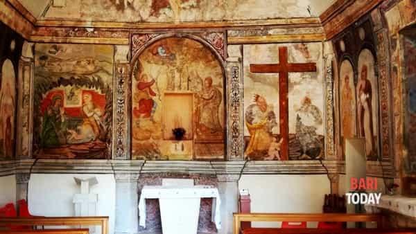Bari e gli insediamenti rupestri: visita a Lama Balice e alla chiesa dell'Annunziata