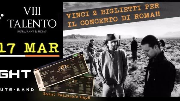 U2 Joshua Tree Nigh: I Twilight U2 Tribute Band in concerto all'VIII Talento