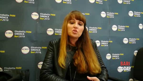 Comunali Bari 2019, le proposte dei candidati sindaco: focus con Elisabetta Pani