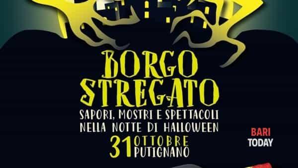 A Putignano torna 'Borgo stregato', sapori, mostri e spettacoli nella notte di Halloween