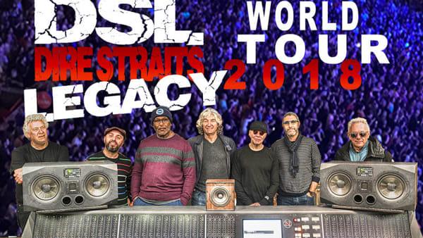 Dire Straits Legacy in concerto al TeatroTeam di Bari