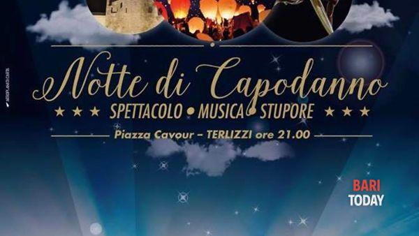Tra musica e spettacoli di danza, Terlizzi festeggia l'arrivo del nuovo anno