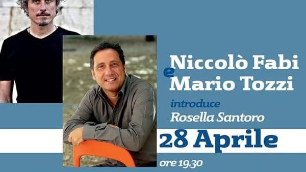 Musica e scienza, in nome della sostenibilità: Niccolò Fabi e Mario Tozzi a Castellana Grotte