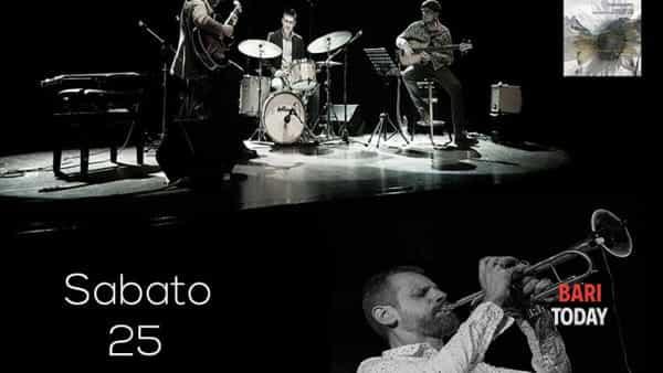 Empty Space Jazz presenta Guido Di Leone Trio & Fabrizio Bosso a Molfetta