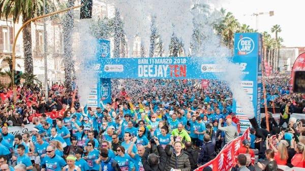 Evento annullato - Deejay Ten a Bari: mare, sport e amicizia nell'immancabile manifestazione sportiva targata Radio DeeJay