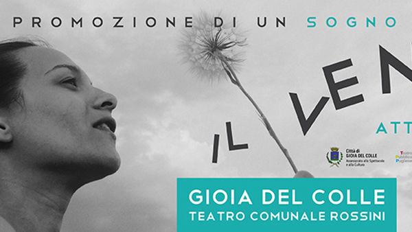 """""""Dolore Sottochiave"""" di Francesco Saponaro al Teatro Rossini di Gioia del Colle"""