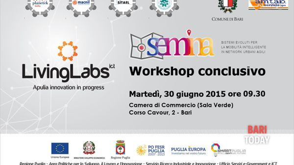 Workshop conclusivo living lab Semina