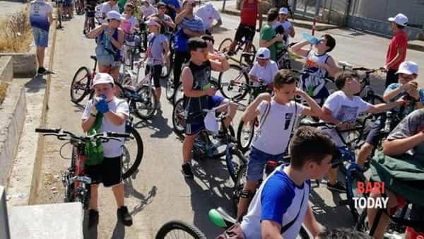"""passeggiata in bicicletta """"dalla città al parco"""" xii edizione toritto-quasano -2"""