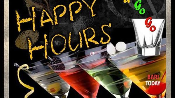 Happy Hours al Whisky a go go
