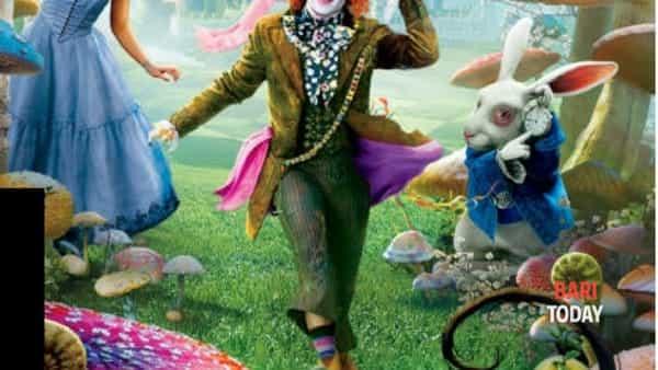 Alice in Wonderland - rievocazione fiabesca