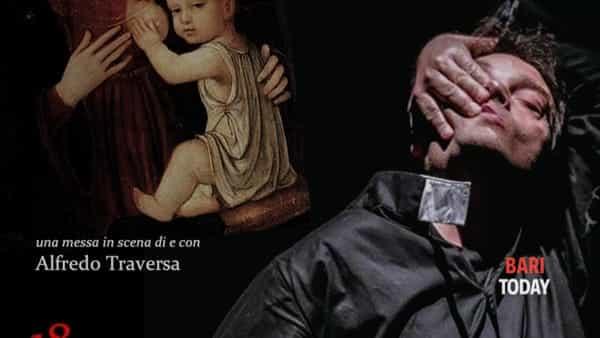 'La confessione', in scena all' Auditorium Diocesano La Vallisa