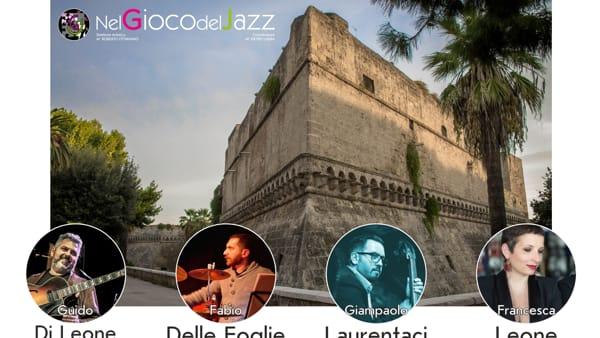 Nel Castello Svevo di Bari il concerto del 'Guido Di Leone - trio' per la Giornata Internazionale del Jazz