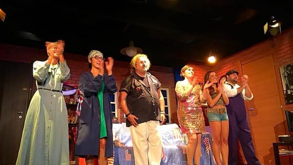 """""""Un barese a New York 3"""" di Gianni Colaiemma in scena al Teatro Barium di Bari"""