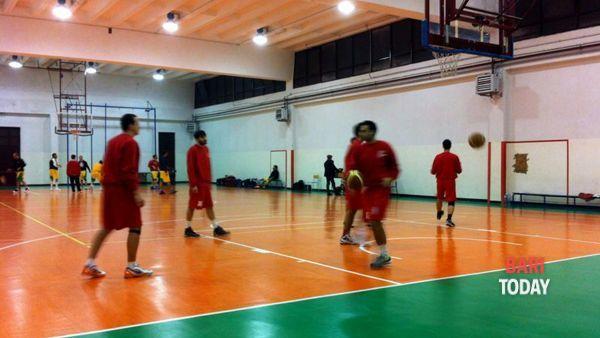 Basket – Campionato di promozione 9° giornata Sc Bitonto - A.S.D. Japigia Bari 48-54