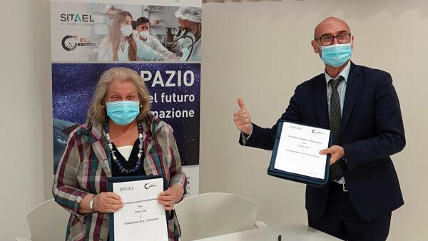 'Supertecnici' per l'industria dei satelliti: Sitael e Its Cuccovillo firmano accordo per la formazione professionale