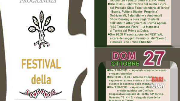 Festival della mandorla di Toritto