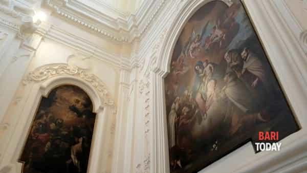 Arte a Santa Teresa dei Maschi: arriva a Bari la mostra del premio Notti sacre
