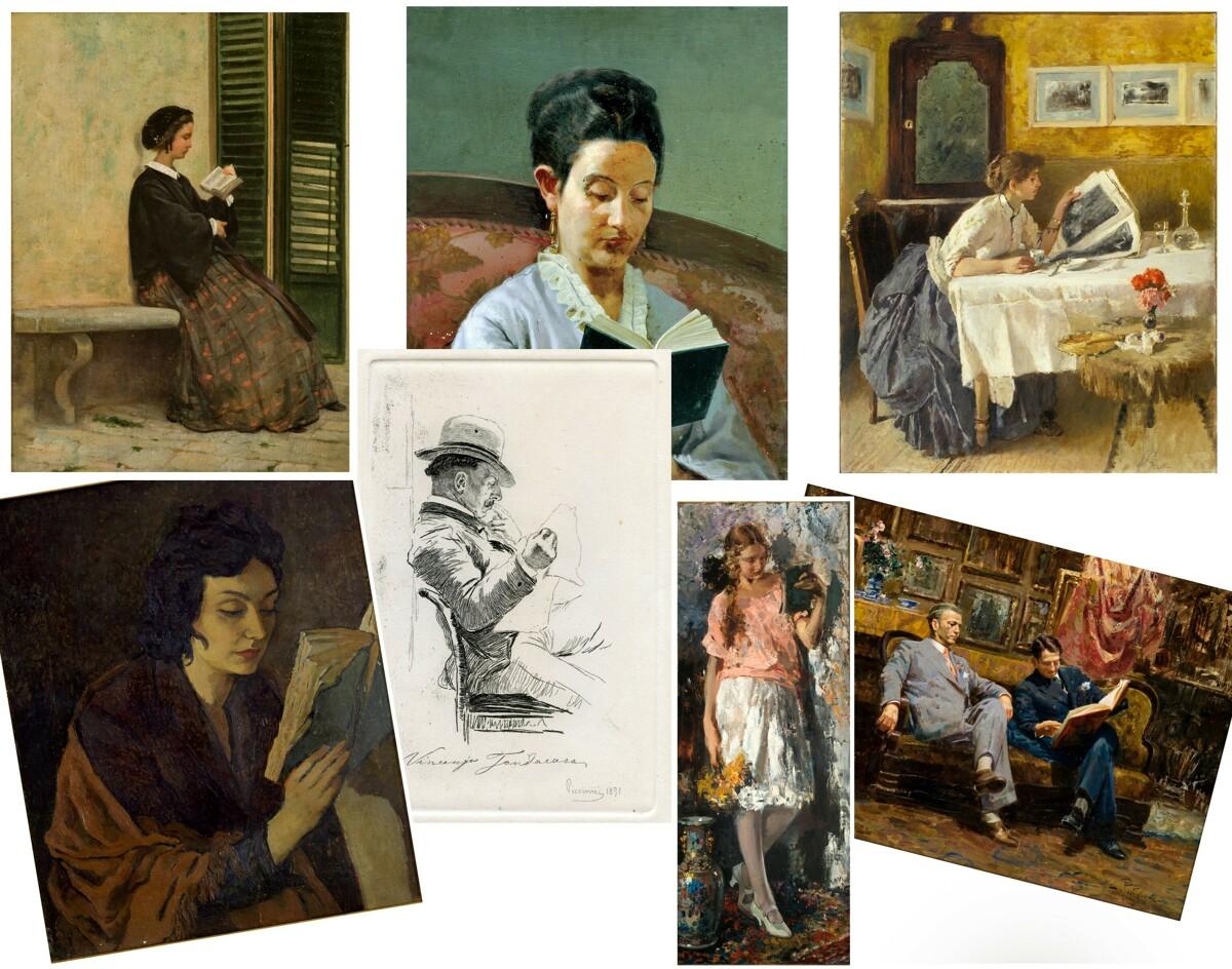 """""""Lungomare di libri"""": apertura straordinaria della Pinacoteca metropolitana """"C. Giaquinto"""" e mostra """"La lettura è un'arte"""""""
