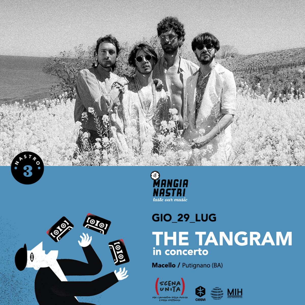 Il mangianastri: The Tangram in concerto