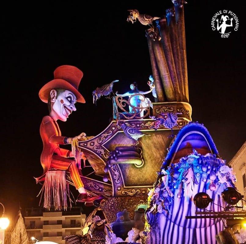 ©Facebook Carnevale di Putignano