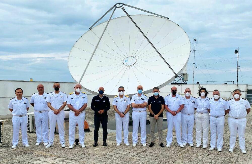 Raccolta dati nella stazione satellitare di Bari: c'è l'accordo tra Italia e Commissione Europea
