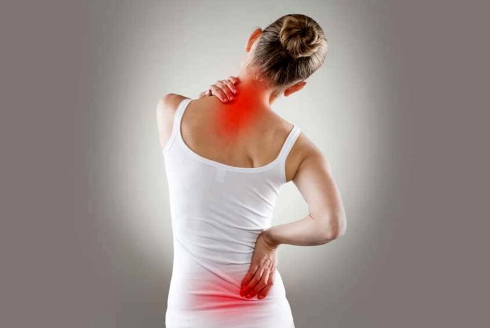 Mal di schiena e collo: come star meglio con l'Ossigeno..