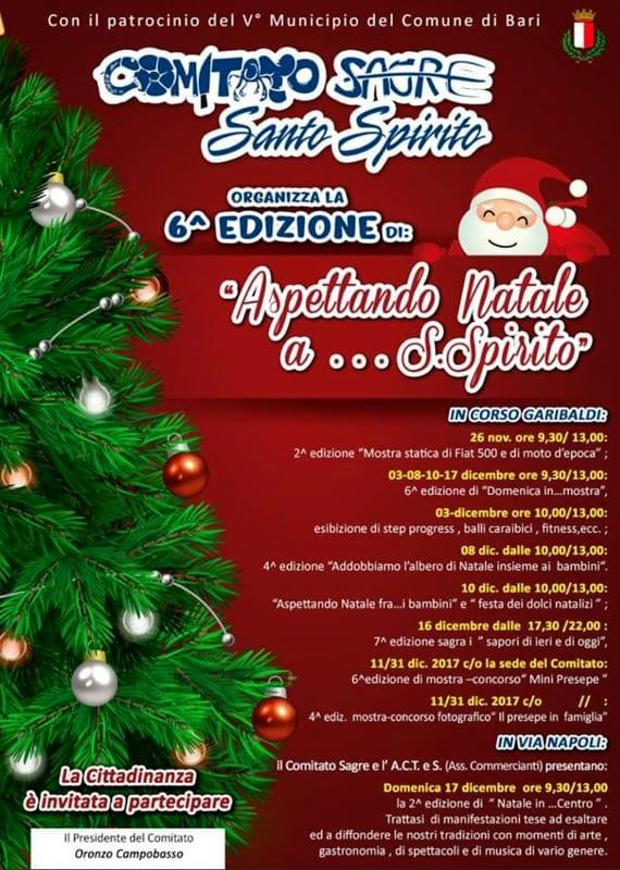 Immagini Di Aspettando Il Natale.A Santo Spirito La 6 Edizione Di Aspettando Il Natale In Corso Garibaldi Dal 26 Novembre Al 17 Dicembre 2017
