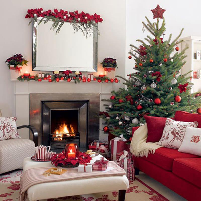 Decorazioni Natalizie Casa.Come Decorare Casa Natale 2019