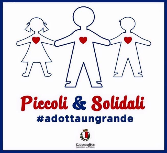 25-03-20 appello per lettere e messaggi bambini rivolti a persone sole_locandina